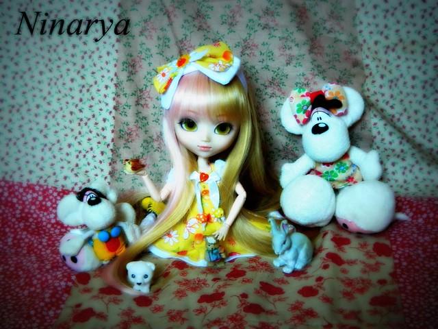 Ninarya's Family (Pullip, Taeyang, Isul, Dal, Blythe, BJD) 9542666012_8049c5086f_z