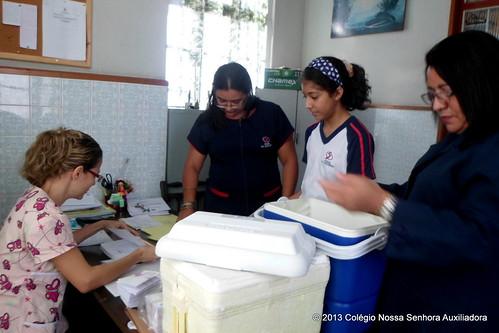 Campanha de Vacinação contra o HPV by cnsamanaus