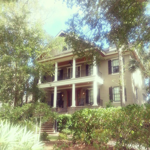 So this is the house I'm in for the weekend. Ryan Gosling not included. #WyndhamRentals #Kiawah