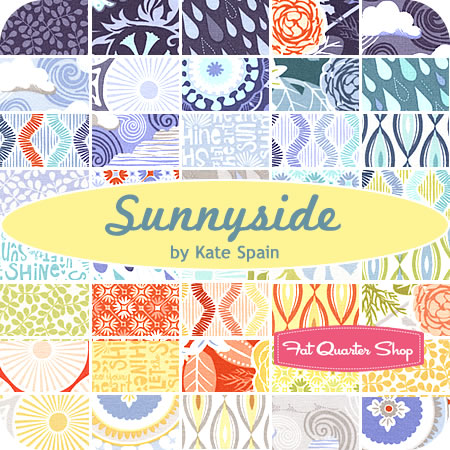 Sunnyside FQ Bundle for Friday's Fabric Giveaway!!