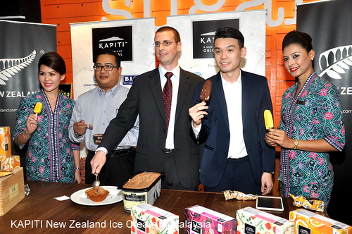KAPITI New Zealand Ice Cream in Malaysia 11