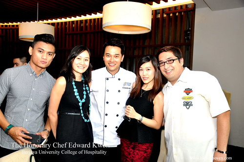 The Honorary Chef Edward Kwon of Berjaya University College of Hospitality 19