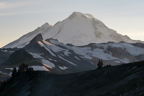 Mount Baker, you are magnificent