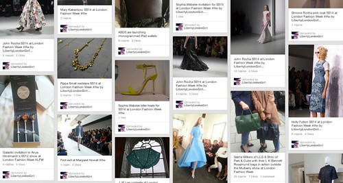 pinterest-London-Fashion-Week