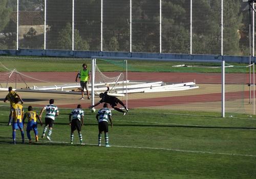 SC Covilhã v CF União Madeira (Liga da Honra, Portuguese 2nd Division)