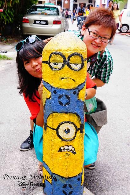 05. Penang's Art Street