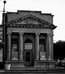 Kaufman TX - First National Bank Bldg