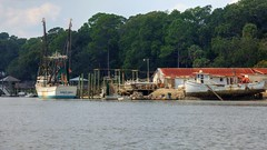 Oyster Factory - Bluffton - South Carolina