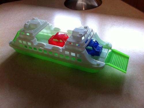 WA State Ferry Boat