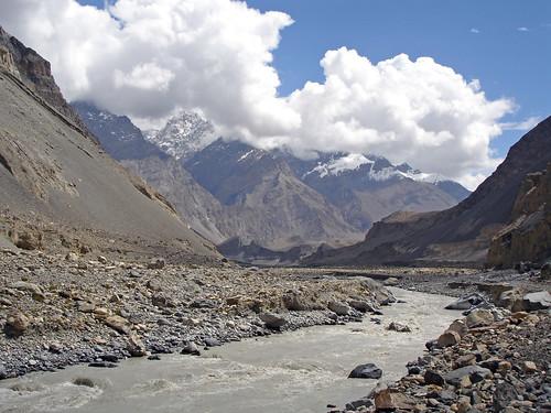 pakistan karakoram karakorum shimshal