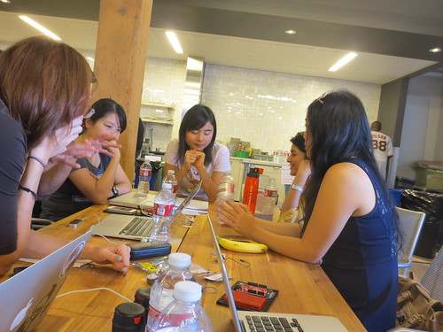 Silicon Chef Women's Hardware hackathon