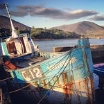 Ring of Kerry, twists and turns, back roads and a hidden marina. Cahersiveen, County Kerry #dna2ireland