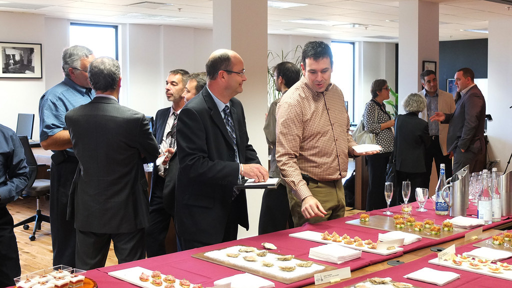 Inauguration Bureau Québec