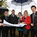 £1.5million flood alleviation scheme at Ballygawley, 16 October 2013