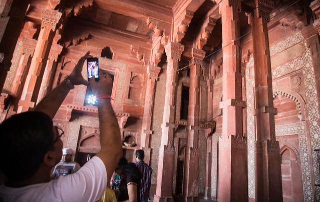 Agra and Fatehpur Sikri-22