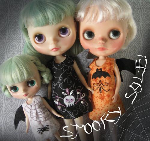 spooky sale!