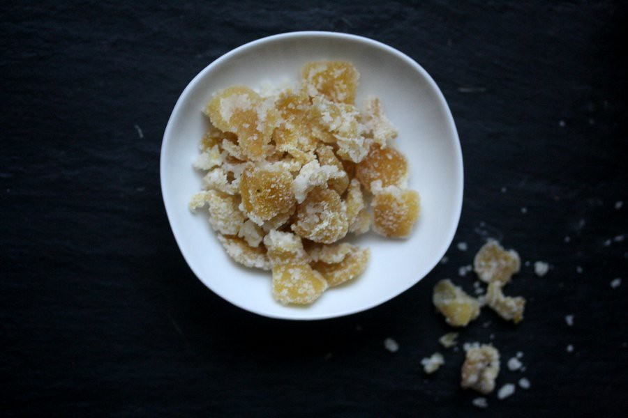 Candied Ginger on Food52