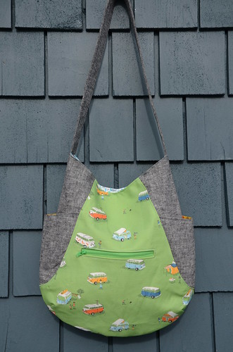 241 Bag VW style by Poppyprint