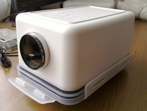 Timelapse kamera Raspberry Pi-ből és ételdobozból