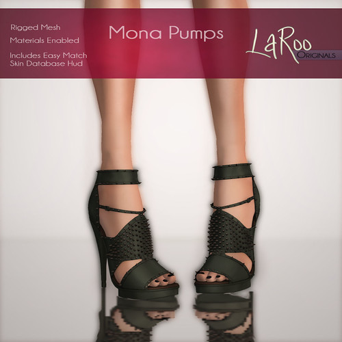 Mona Pumps