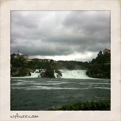 Impresionante cascada