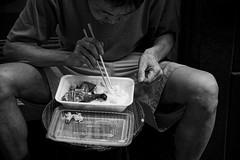 Sidewalk Lunch
