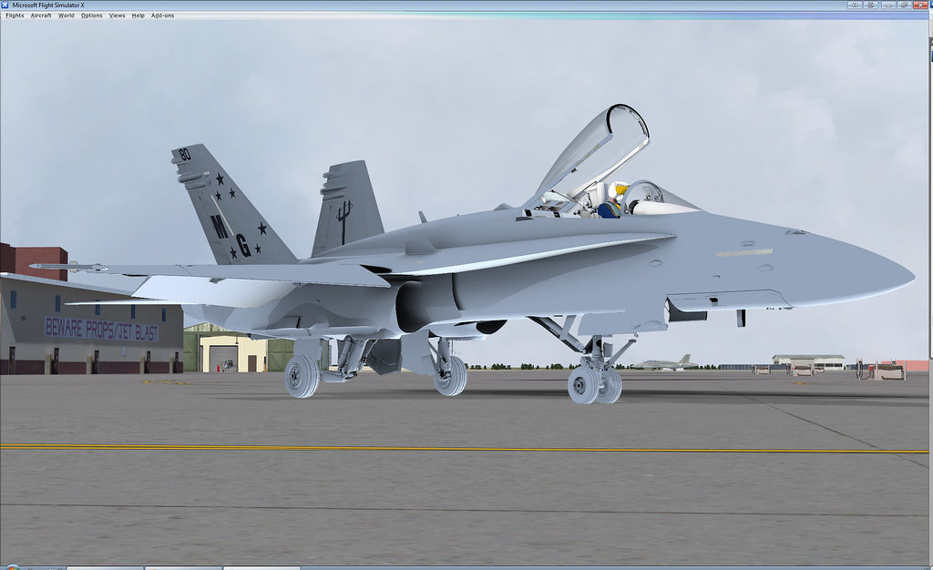 F/A-18A-D Hornet (Legacy) for FSX [Archive] - SOH Forum