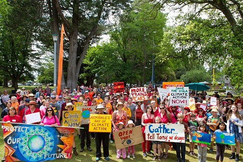 National Day of Climate Change_Armidale 080