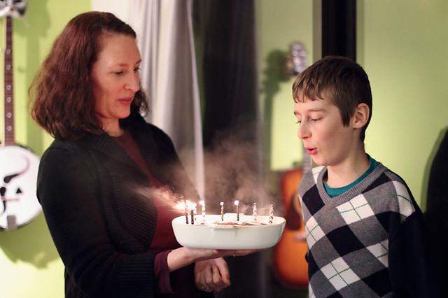 Jude's Birthday