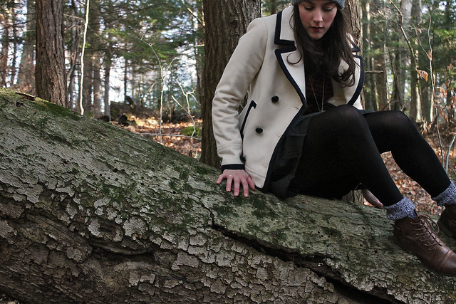 attempts at climbing.