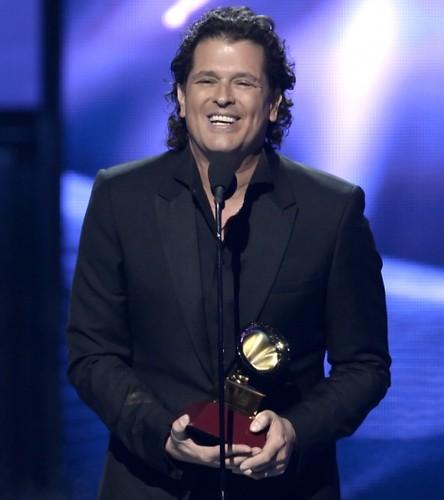 Premios Grammy Latino 2013, Carlos Vives. Foto Kevin Winter - WireImage.com