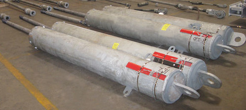 27 B-Type Variable Spring Supports Designed for an Oil Refinery