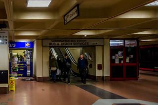 Greyfriars Bus Station