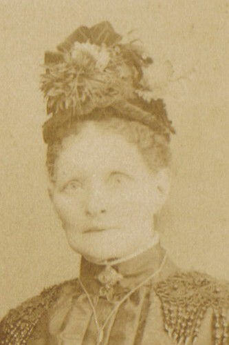 Mary Ann Lord (nee Spencer)