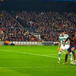 La Ruleta De Neymar Jr Vs Celtic F C