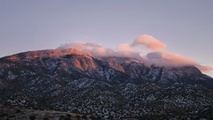 cloud, mountain, mountain range, summit, geology, dawn, sunrise, mountainous landforms,