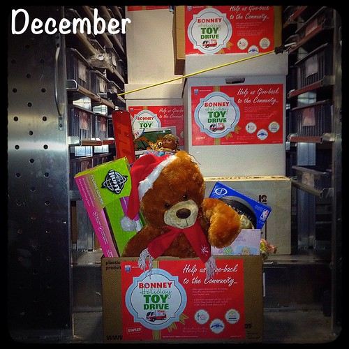 December- Toy Drive