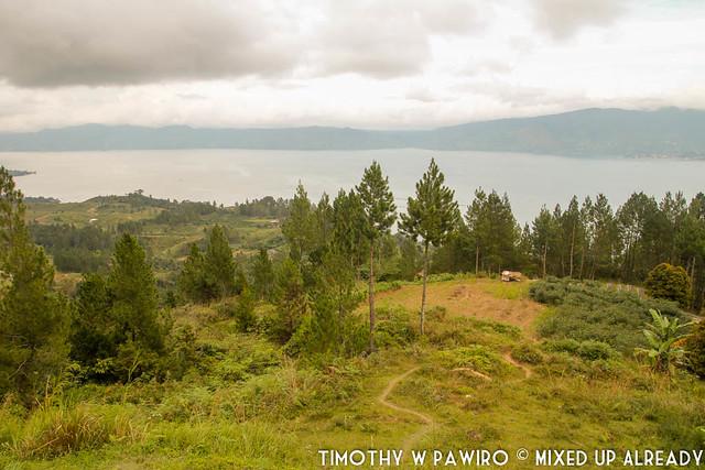 Indonesia - Medan - Samosir Island - Sigarantung - Lake Toba