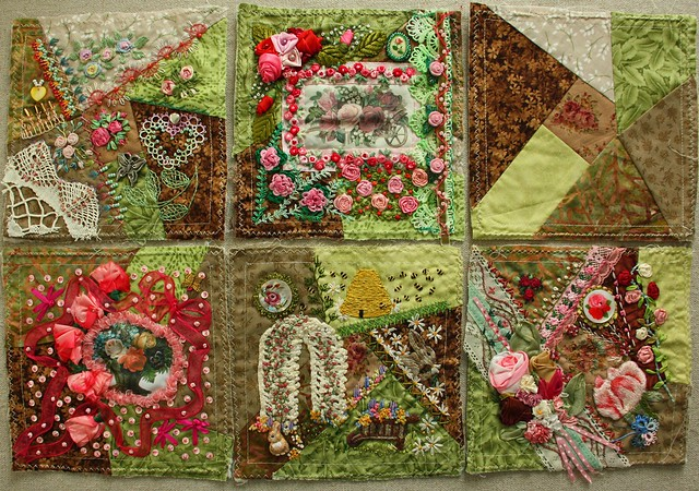 Rose Garden RR Blocks WIP