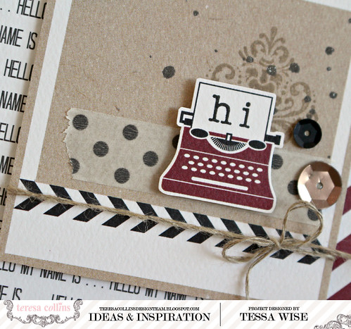 Typewriter Hi Card 4