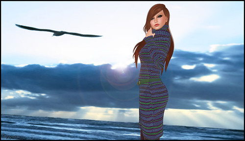 Willow Dress For PRISM by ♥Caprycia♥