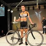 Ploegvoorstelling Baguet - M.I.B.A. Poorten - Indulek Cycling Team