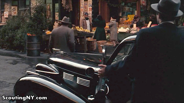 The New York Filming Locations Of The Godfather Then And