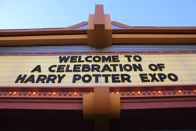 Harry Potter Celebration at Universal Orlando