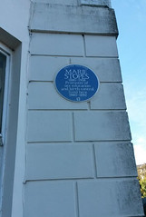 Photo of Marie Carmichael Stopes blue plaque
