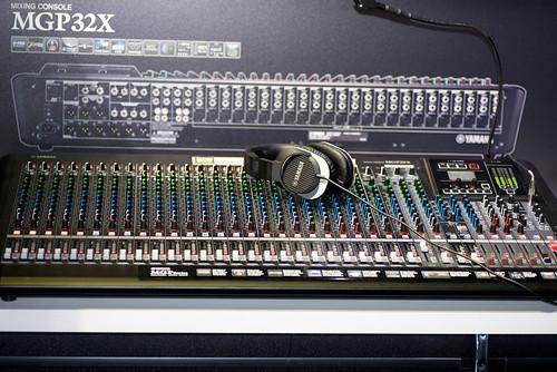 Yamaha MGP Mixer