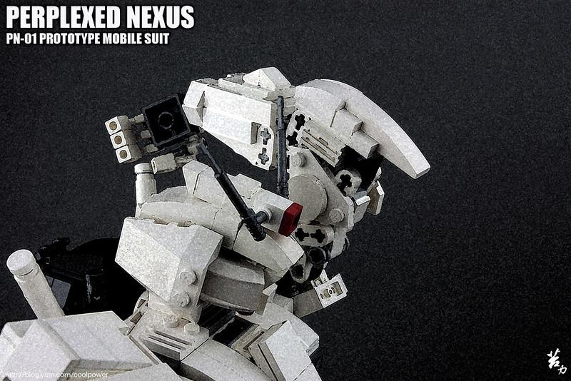 0010 LEGO GUNDUM TYPE-PN-01