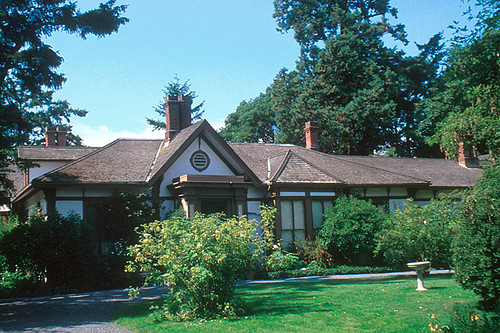 Point Ellice House, Victoria, Vancouver Island, British Columbia, Canada