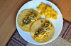 Egg and Chorizo Tacos 02.16.14