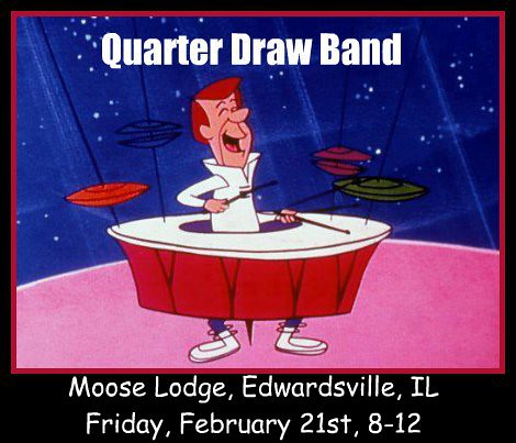 Quarter Draw Band 2-21-14